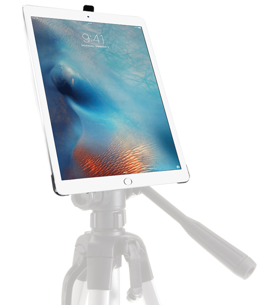 Remora S1 iPad Pro 12.9 Inch Tripod Mount (for Gen. 1 & Gen. 2 Only) Image